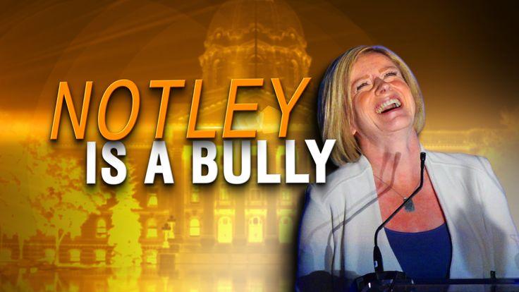 Help stop Rachel Notley's blacklist of journalists
