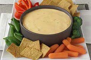 Velveeta zesty ranch dip from kraft recipes