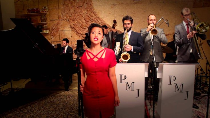 Postmodern Jukebox & Singer Cristina Gatti Perform 'Stay With Me' by Sam Smith as a Vintage 1940s Jazz Song
