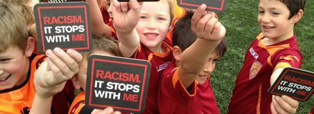 Aims to tackle racism in schools in Australia, through providing teachers, school students, parents and governors with games, research and lesson ideas that explore the causes and effects of racism for practical use in the classroom.
