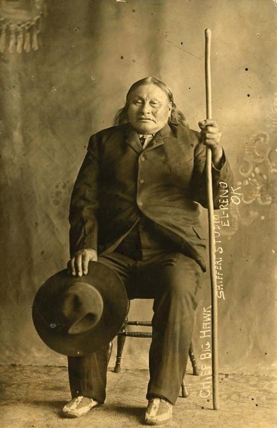 Big Hawk - Southern Cheyenne