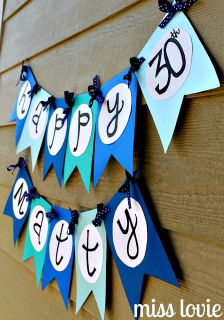 The 25 Best Bunting Tutorial Ideas On Pinterest DIY Banner Without