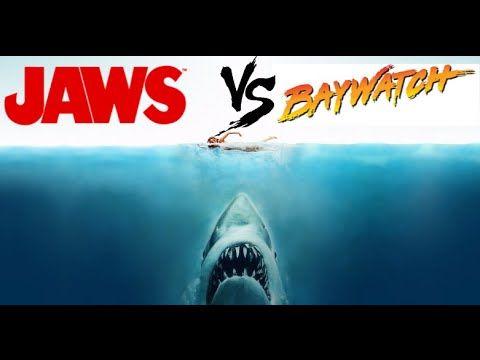 JAWS VS BAYWATCH MOVIE TRAILER