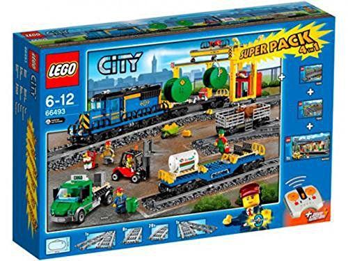 Sale Preis: LEGO 66493 City Superpack 4in1 60052 + 60050 + 7895 + 7499. Gutscheine & Coole Geschenke für Frauen, Männer & Freunde. Kaufen auf http://coolegeschenkideen.de/lego-66493-city-superpack-4in1-60052-60050-7895-7499  #Geschenke #Weihnachtsgeschenke #Geschenkideen #Geburtstagsgeschenk #Amazon