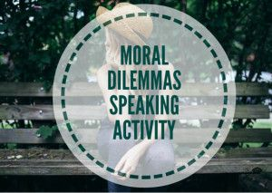 a discussion on moral reasoning Kohlberg's stages of moral development discussion activity  1 have students form groups of three or four, and assign them the moral reasoning activityprinted copies of the four dilemmas as well as the activity instructions should be provided to each group.