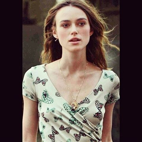 Fact number four: She said she can't be hollywood, because her teeth aren't straight enough #Keira #Knightley #KKnightley #Keiraknightley #Keirabeauty