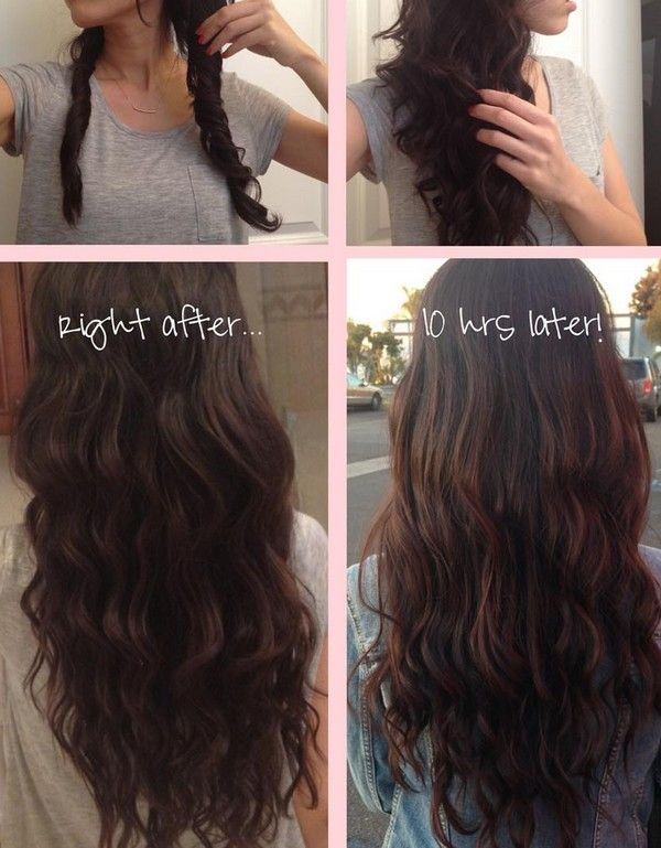 how to style relaxed hair without heat how to make relaxed hair curly without heat hairs 4609
