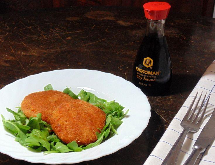 Mini Burger di Zucca - Le Ricette di Berry I mini burger di zucca con salsa di soia sono un'idea squisita per un secondo piatto vegetariano, ma che avrà ...