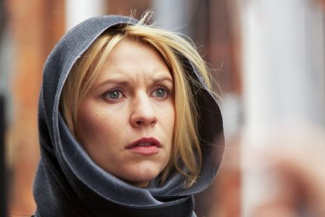 Outstanding Performance by an Actress:  Claire Danes as Carrie Mathison in 'Homeland'. If she doesn't win every single major award this upcoming awards season, the voting must be rigged.