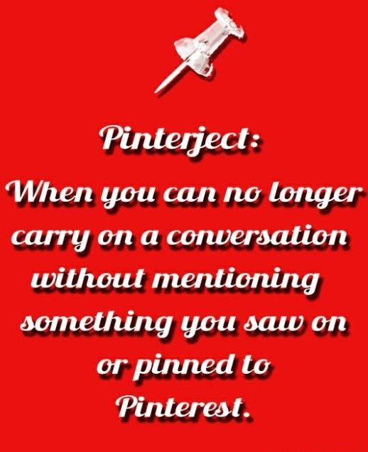 ♡ PINTERJECT...guilty