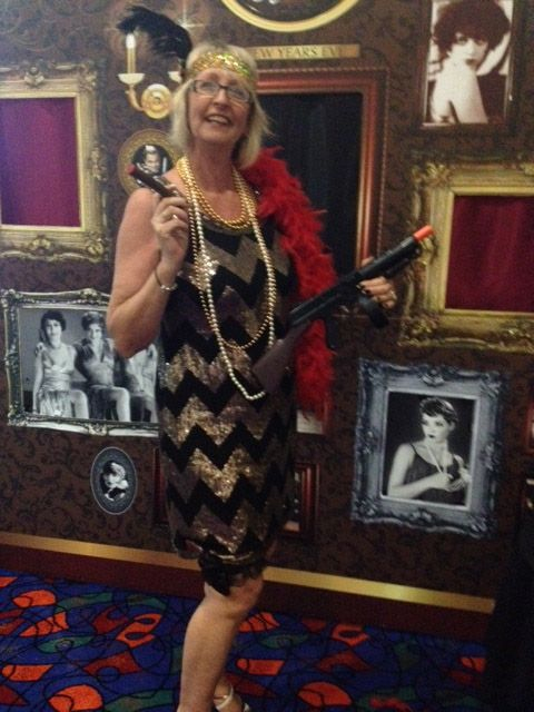 NYE Flappers & Gangsters Party