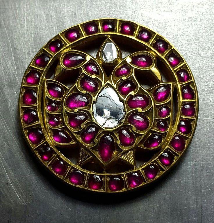 antique ruby earringsDeepika dks Pinboard trails ~*~