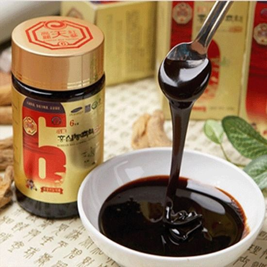 6-Year Korean Red Ginseng Extract  Gold (240g*1Bottle) / Vigor  recovery   !! #KOREANHEAVENGINSENG