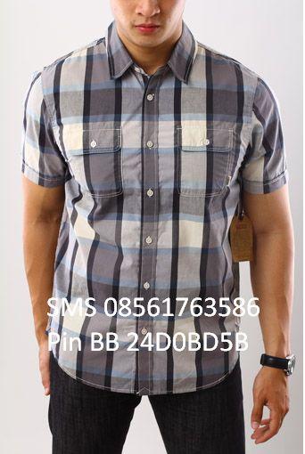 [On Sale] KEMEJA VANS ORIGINAL Kode KMOS VANS 17 Size S,L,XL,XXL only @240RB