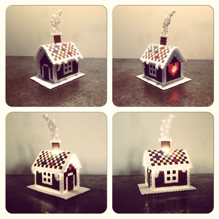 Pappasparlors Gingerbread house