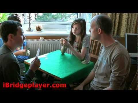 """Learn How to Play """"Contract Bridge"""" the Card Game - Part 1 - YouTube"""