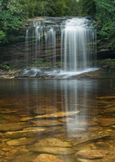 5 Must See Waterfalls in Western NC: Todd Ransom