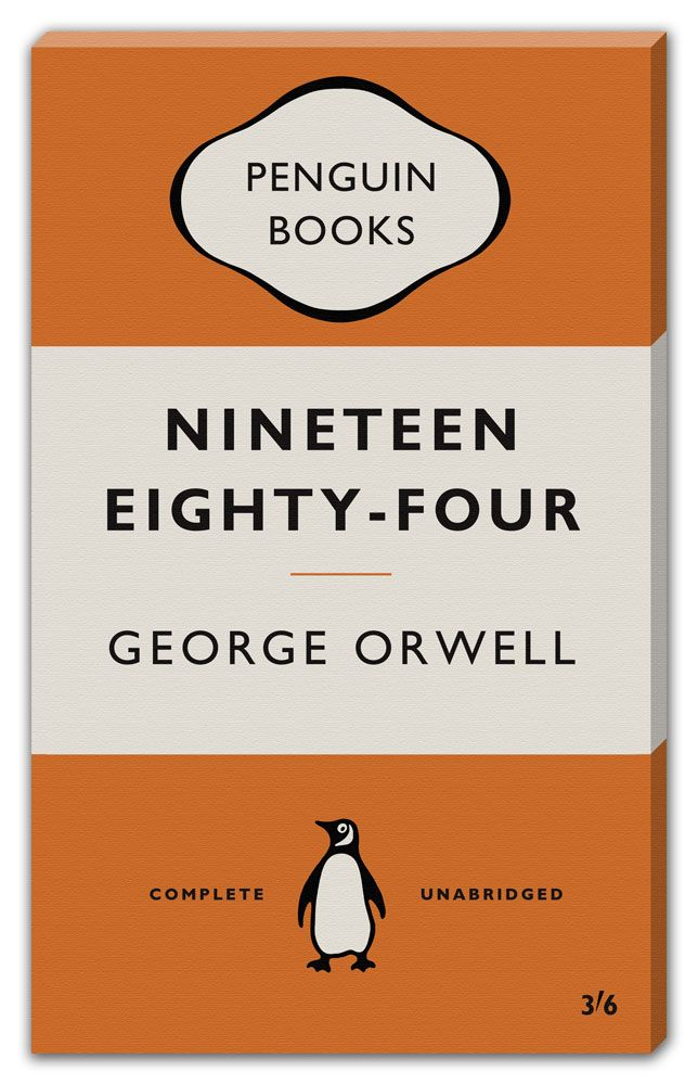 Penguin Book Cover Wall Art : Best images about penguin swag on pinterest