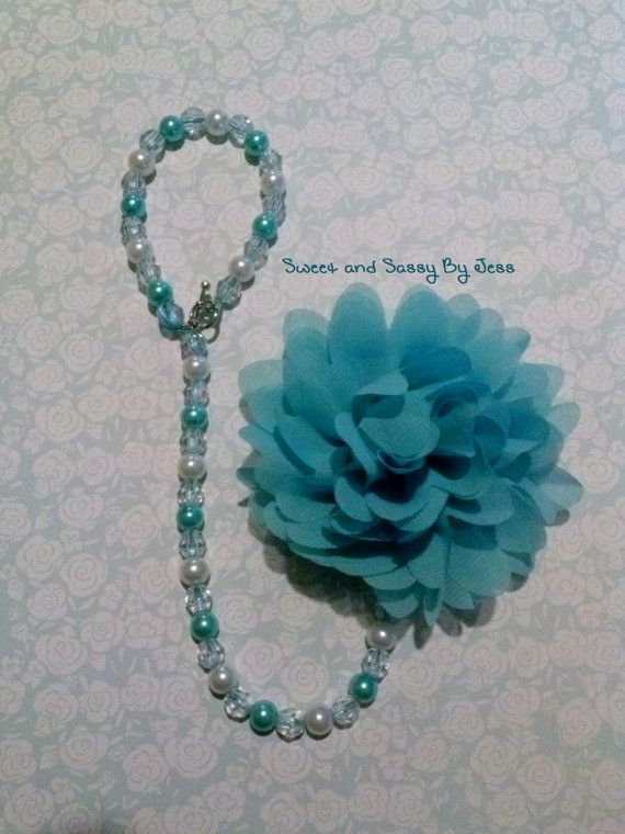 Flower pacifier clip pacifier clip Baby by SweetAndSassyByJess