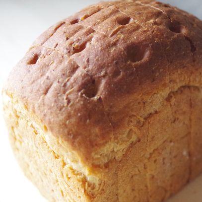 玄米パン 山食 無添加パン バター不使用 マーガリン不使用 牛乳不使用 卵不使用 ショートニング不使用