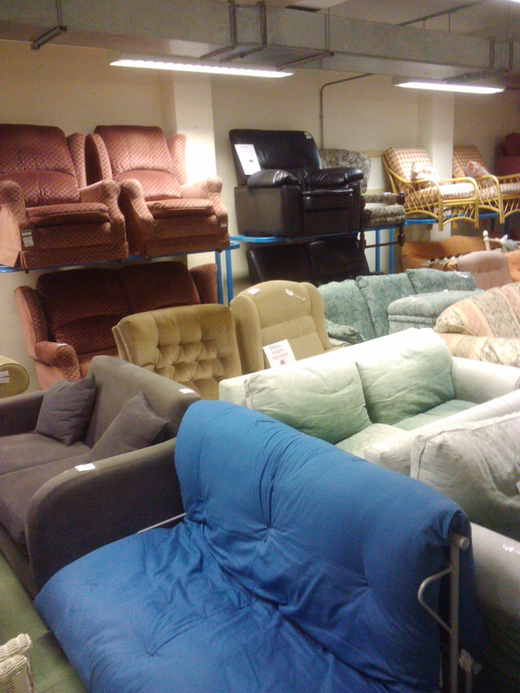 Large selection of sofas and chairs