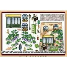 Resultado de imagen de papeles para decorar tejas