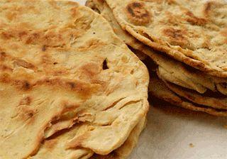 La cucina Cortese: PANE NON LIEVITATO Si diceva buono come il pane......