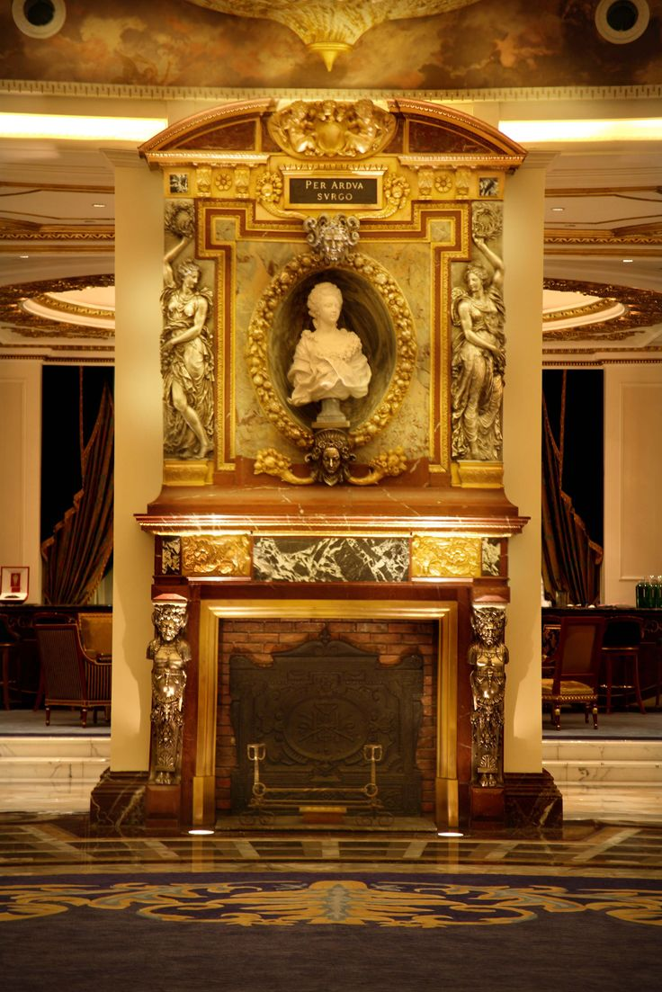 gold fireplace | fantastic gold white fireplace design with delxue glory fireplace ...