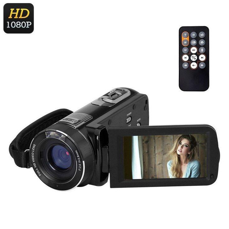 Ordo Z8 PLUS Full-HD Digital Video Camera  #electronics #relgard #consumer