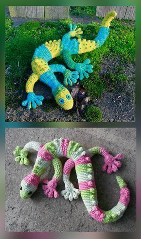 10 Free Crochet Amigurumi Patterns Häkeln Pinterest Tricot Et