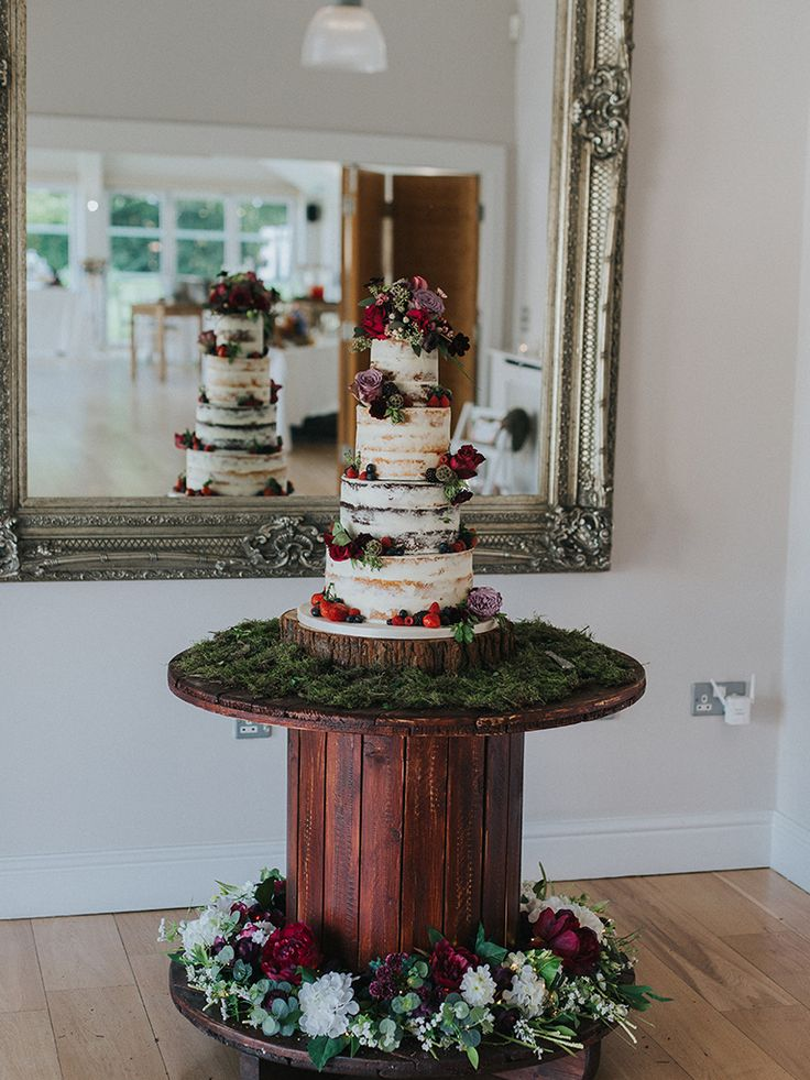 An Enchanted Woodland Themed Wedding - Wasing Park