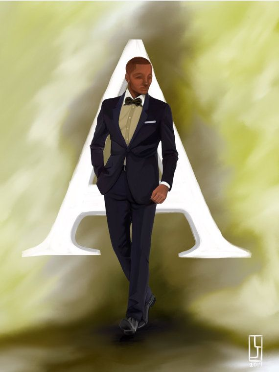 The Man Alpha Phi Alpha by ThePanhellenist on Etsy
