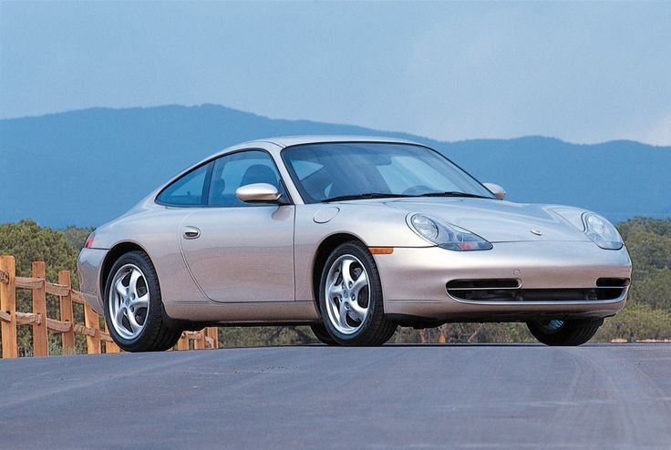 4th Gen Porsche 911 (pre facelift)