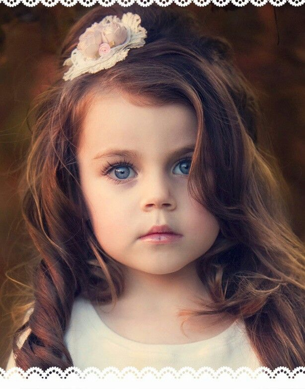 I think her eyes be beautiful and all, BUT WHY DOES A 3-5 YEAR OLD WEARING  MAKEUP!!!!!????????? | little girl photos! | Pinterest | Beautiful children  ...