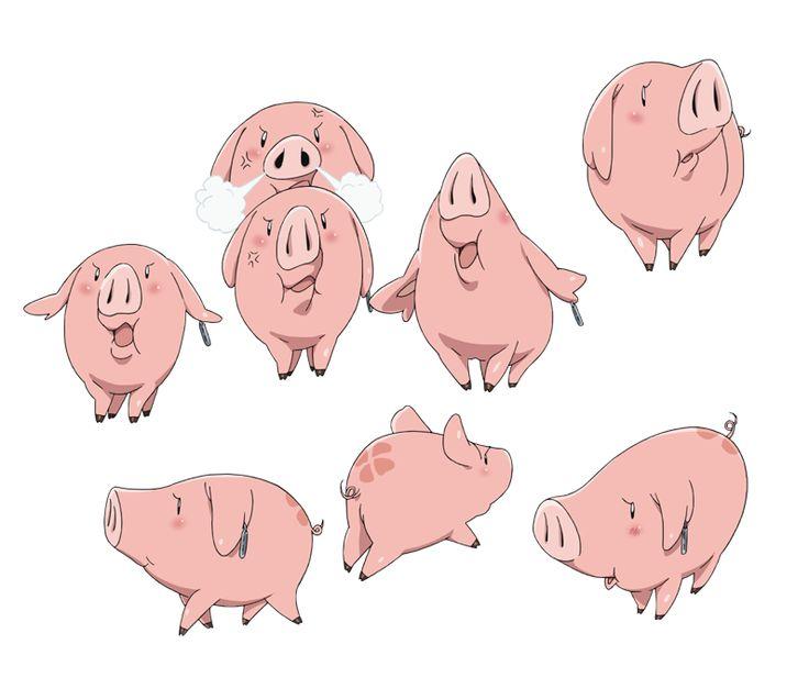 The Seven Deadly Sins Pig: 1000+ Images About Nanatsu No Taizai On Pinterest