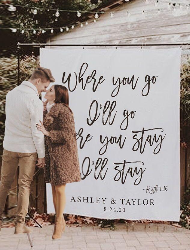 Lieben Sie diese Hochzeitshintergrund im Freien! #Christianwedding #Outdoorwedding #Dreamwedd …   – Outdoor Wedding
