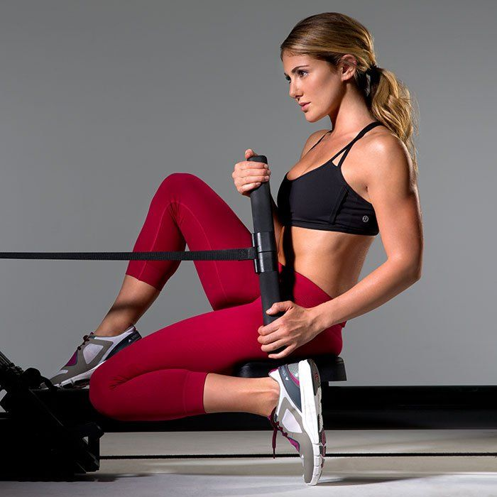 We tapped CityRow for this high-intensity workout that will sculpt you from shoulders to calves and take your fitness to the next level. Time to get rowing