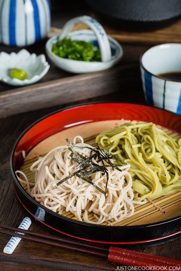 Zaru Soba (Cold Soba Noodles) | Recipe | Easy japanese recipes, Cups ...