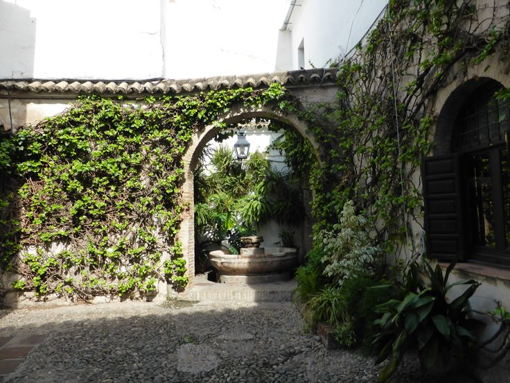 Small patio in Cordoba