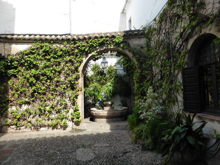 Small patio in Cordoba