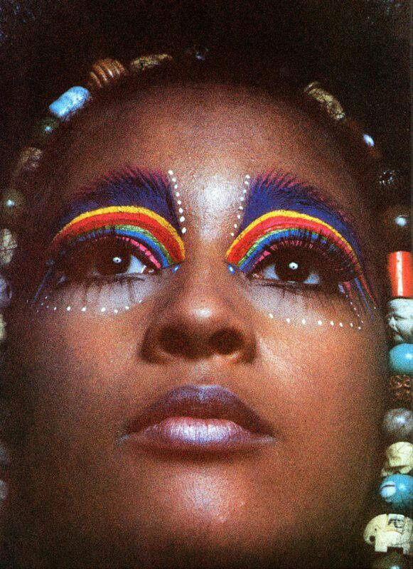 Marsha Hunt, Vogue 1968