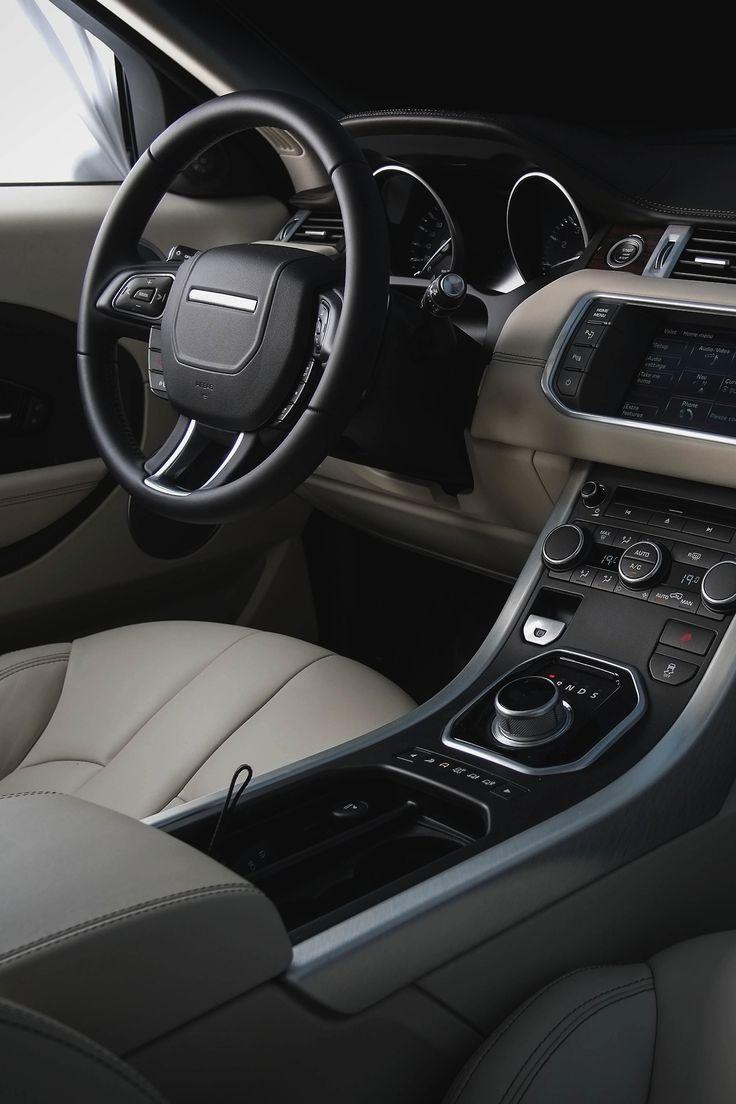 Range Rover Interior | via