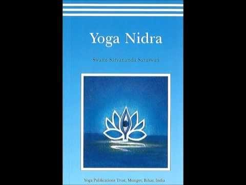 Yoga Nidra recording straight from Bihar School of Yoga materials