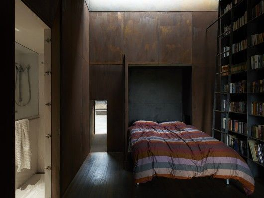 National Awards for Small Project Architecture: Kew Studio / Sean Godsell Architects (Vic) - #hideawayBED