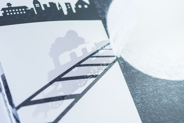Motion Silhouette: An Interactive Shadow Picture Book by Megumi Kajiwara and Tathuhiko Nijima.