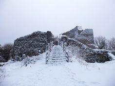 Winterwandern am Drachenfels im pudrigen Siebengebirge - OutdoorMädchen