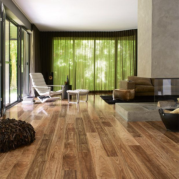 Quick Step Colonial spotted gum flooring for my lounge and family rooms.