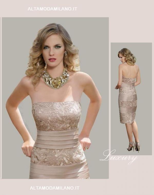 Alta moda sposa vestidos de noche