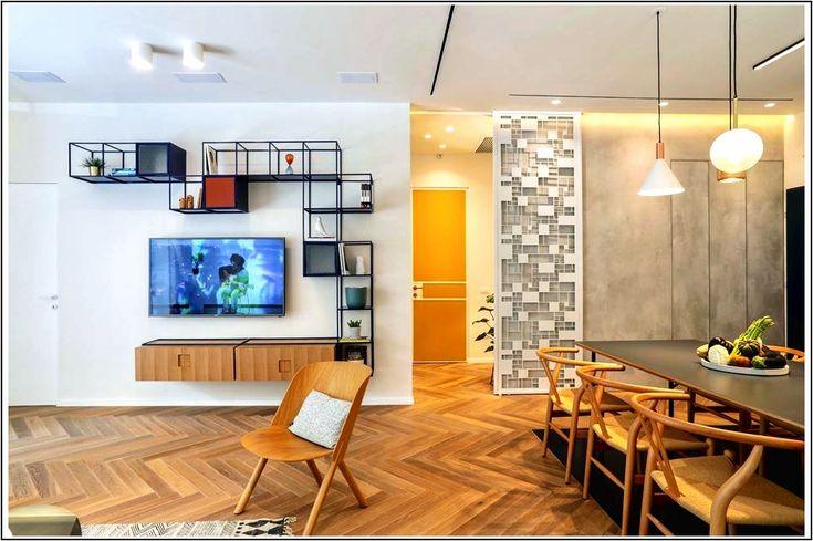 Stile scandinavo in un appartamento al mare a Tel Aviv