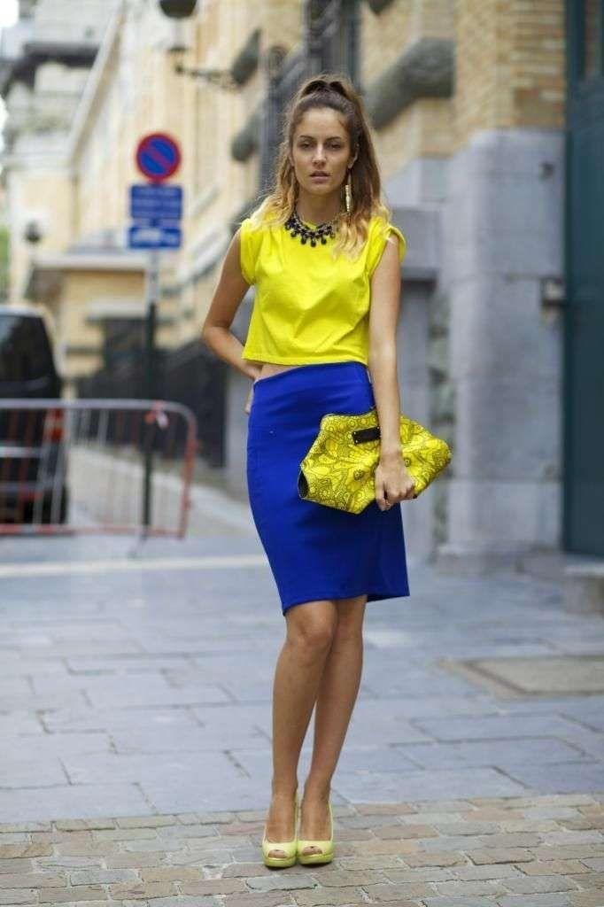 size 40 1d2b8 cd890 Come abbinare il giallo (Foto 30/40) | PourFemme | vestiti ...